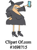 Witch Clipart #1698715 by djart