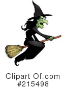 Witch Clipart #215498