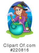 Witch Clipart #220816