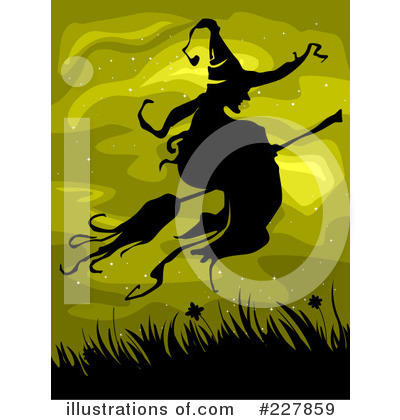 Witch Clipart #227859 by BNP Design Studio