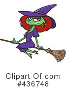 Witch Clipart #436748