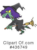 Witch Clipart #436749