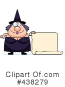 Witch Clipart #438279 by Cory Thoman