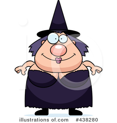 Witch Clipart #438280 by Cory Thoman
