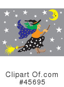 Witch Clipart #45695