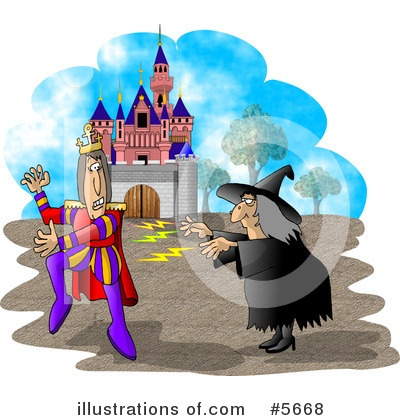 Witch Clipart #5668 by djart