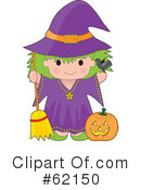 Witch Clipart #62150