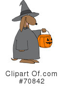 Witch Clipart #70842 by djart