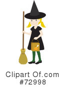 Witch Clipart #72998