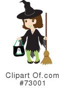Witch Clipart #73001