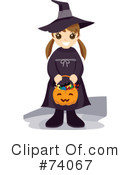 Witch Clipart #74067