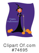 Witch Clipart #74695 by peachidesigns