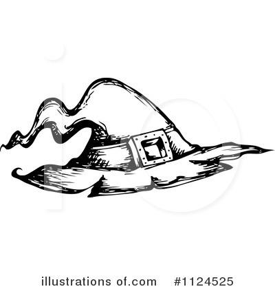 Witch Clipart #1124525 by visekart