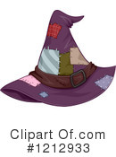 Witch Hat Clipart #1212933 by BNP Design Studio
