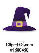 Witch Hat Clipart #1680460 by AtStockIllustration
