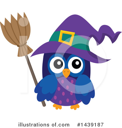 Witch Clipart #1439187 by visekart