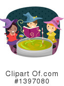 Witchcraft Clipart #1397080 by BNP Design Studio