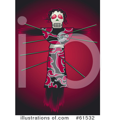 Voodoo Doll Clipart #61532 by r formidable