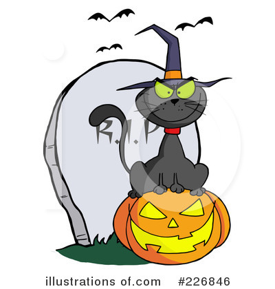 Pumpkin Clipart #226846 by Hit Toon
