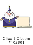 Wizard Clipart #102861