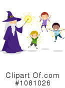 Wizard Clipart #1081026