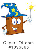 Wizard Clipart #1096086 by Hit Toon