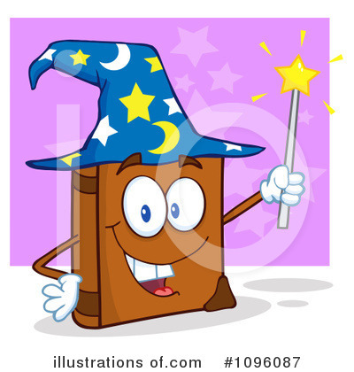 Wizard Clipart #1096087 by Hit Toon