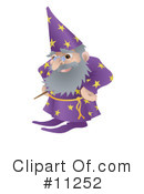 Wizard Clipart #11252