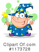 Wizard Clipart #1173728 by Hit Toon