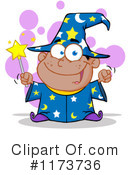 Wizard Clipart #1173736 by Hit Toon