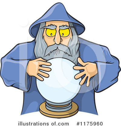 Wizard Clipart #1175960 by Any Vector