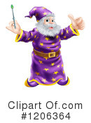 Wizard Clipart #1206364