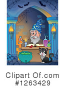 Wizard Clipart #1263429