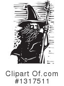Wizard Clipart #1317511 by xunantunich