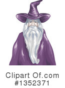 Wizard Clipart #1352371