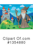 Wizard Clipart #1354880