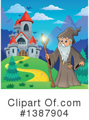 Wizard Clipart #1387904