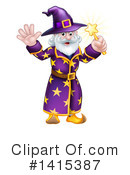 Wizard Clipart #1415387