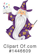 Wizard Clipart #1446609 by BNP Design Studio