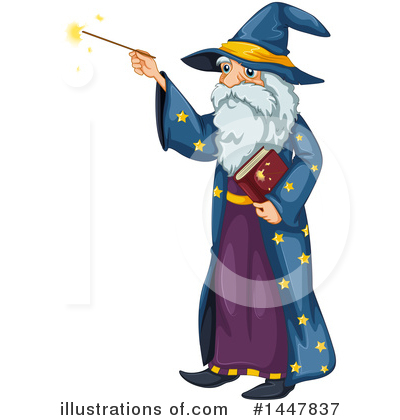 Magic Clipart #1447837 by Graphics RF