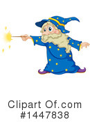 Wizard Clipart #1447838
