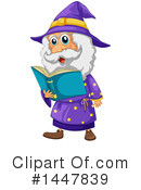 Wizard Clipart #1447839 by Graphics RF