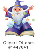 Wizard Clipart #1447841