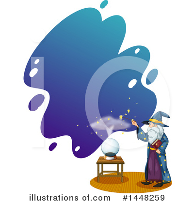 Magic Clipart #1448259 by Graphics RF
