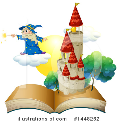 Magic Clipart #1448262 by Graphics RF