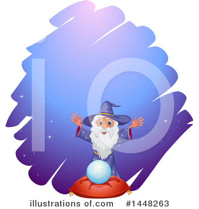 Magic Clipart #1448263 by Graphics RF