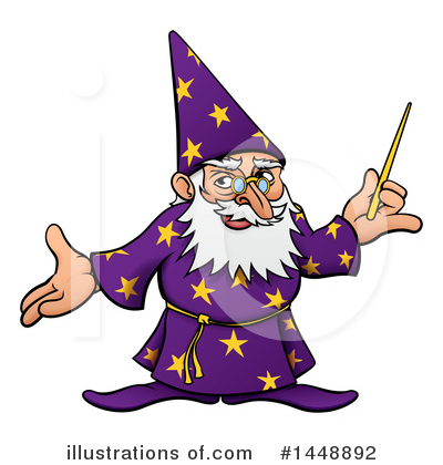 Fantasy Clipart #1448892 by AtStockIllustration