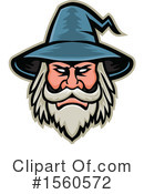 Wizard Clipart #1560572 by patrimonio