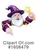 Wizard Clipart #1608479 by AtStockIllustration