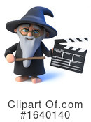 Wizard Clipart #1640140 by Steve Young